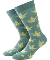 Brekka Ponožky Weeda BRF15S012-GRN