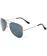 Meatfly Sluneční brýle Tomcat Silver/Black