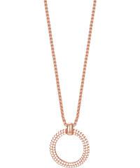Esprit Bronzový náhrdelník ESPRIT-JW50059 Rose