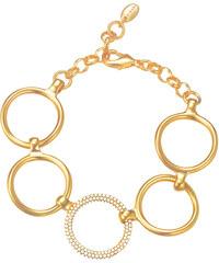 Esprit Pozlacený náramek ESPRIT-JW50059 Gold