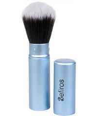 Sefiros Zavírací pudrovací štětec Pastell (Retractable Brush Pastell) 1 ks