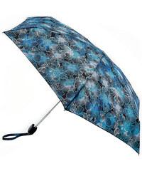 Fulton Dámský skládací deštník Tiny 2 Electric Flower L501