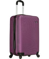 Azure Cestovní kufr SIROCCO 40L T-1039/3-50 fialová