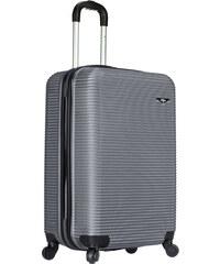 Azure Cestovní kufr SIROCCO 40L T-1039/3-50 stříbrná