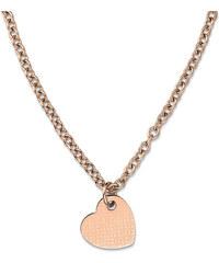 Tommy Hilfiger Dámský pozlacený náhrdelník se srdcem TH2700717