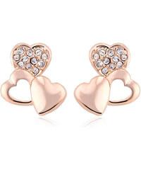 Vicca® Náušnice Gold Triple Heart OI_406042_gos