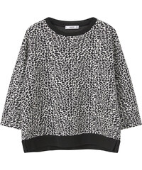 MANGO Strukturiertes Sweatshirt
