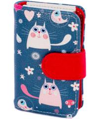 Albi Designová manikúra s kočkami