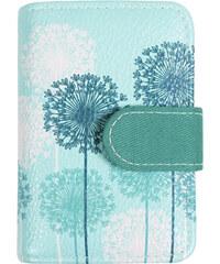 Albi Designová manikúra s modrými travinami