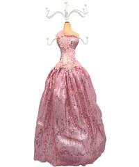 Jan KOS Stojánek na šperky Pink Princess LS-198