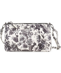 Tamaris Elegantní psaníčko Dora Clutch Bag White/Black 1188161-105