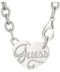 Guess Masivní náhrdelník se srdcem USN80905