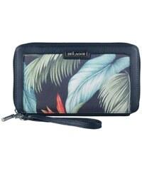 Bulaggi Elegantní peněženka a cestovní pouzdro 2v1 Salama Dark Blue 10397-43