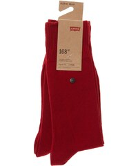 Levi's Underwear 2-er Set Socken - rot