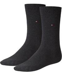 Tommy Hilfiger Socks Lot de 2 paires de chaussettes - anthracite