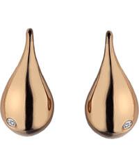 Hot Diamonds Náušnice Mirage Drop Rose Gold DE437