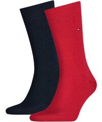 Tommy Hilfiger Socks Lot de 2 paires de chaussettes - noir