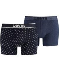 Levi's Underwear 2-er Set Boxershorts - indigoblau