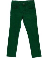 0 1 2 Jeans mit geradem Schnitt - grün