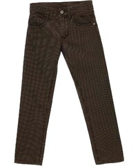 Benetton Pantalon en coton - marron clair
