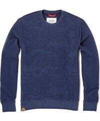 Oxbow Soika - Sweat-shirt - bleu marine