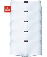 Große Größen: H.I.S sportliche Panties (5 Stück), »Cotton made in Africa«, weiß, Gr.34-48