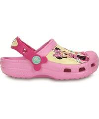 Crocs Dětské pantofle Creative Crocs Minnie Jet Set Clog Carnation 15857-6I2