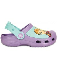 Crocs Dětské pantofle Creative Crocs Frozen Clog Iris 16358-532