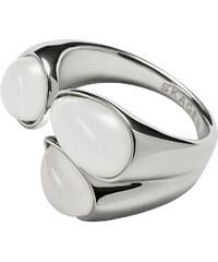 Skagen Módní ocelový prsten SKJ0725040