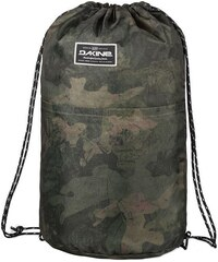 Dakine Skládací vak Stashable Cinchpack 19L Peat Camo 8130103