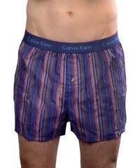 Calvin Klein Boxerky Slim Fit Woven Boxer U1513A-5PT