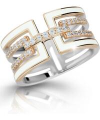 Modesi Luxusní stříbrný prsten M11072