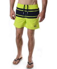 Heavy Tools Koupací šortky Jask S16-445 Lime