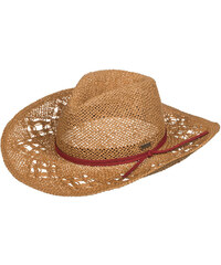 Roxy Slaměný klobouk Cowgirl Deep Taupe ERJHA03047-CNF0