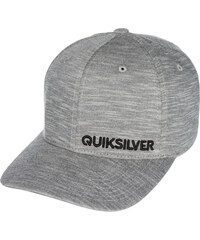 Quiksilver Kšiltovka Blindsided Medium Grey Heather AQYHA03607-KPVH