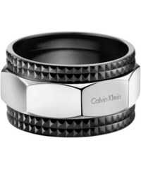 Calvin Klein Pánský ocelový prsten High KJ4JBR2001