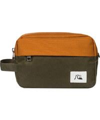 Quiksilver Cestovní kosmetická taška Chamber Modern Original 4L Forest Night EQYBL03065-CSN0