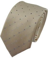 N.Ties Hedvábná kravata KRHZAKU007