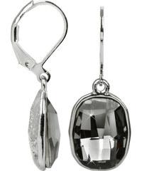 Troli Náušnice Graphic Black Diamond