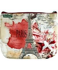 Dara bags Kosmetická taštička Baggie Classic no. 199 I love Paris