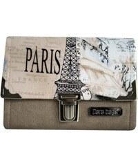 Dara bags Peněženka Third Line Purse No. 242 I love Paris
