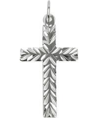 Troli Stříbrný přívěsek křížek 441 001 00077 04