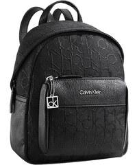 Calvin Klein Elegantní batoh Hailey City Backpack Logo černá multi