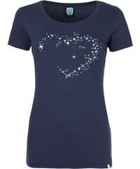 LOAP Dámské triko Brithe modré CLW1641-L07L