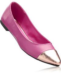 RAINBOW Ballerines fuchsia chaussures & accessoires - bonprix