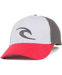 Kšiltovka Rip Curl Icon Cap high rise grey univerzální velikost