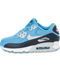 Nike Baskets/Running Air Max 90 Essential Bleue Homme