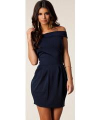 Lecharme Modré šaty Mina 430