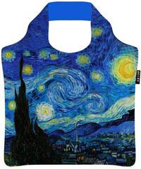 Ecozz Ekologická taška Starry Night - Vincent Van Gogh GCVG01