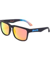 Meatfly Sluneční polarizační brýle Sunrise A - Black Polarized